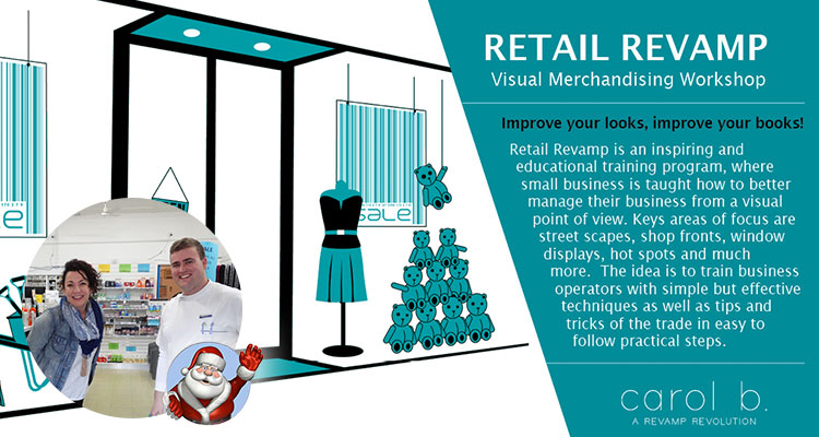 Retail Revamp - Its Christmas time!