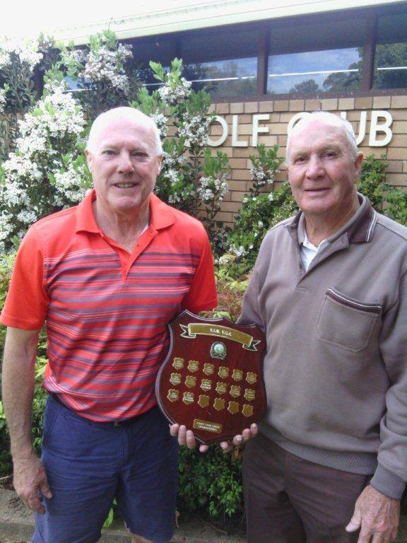 2017 NSW Veteran's Mens Sand Greens Fourball Golf Championships