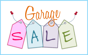 Community Combined Garage Sale