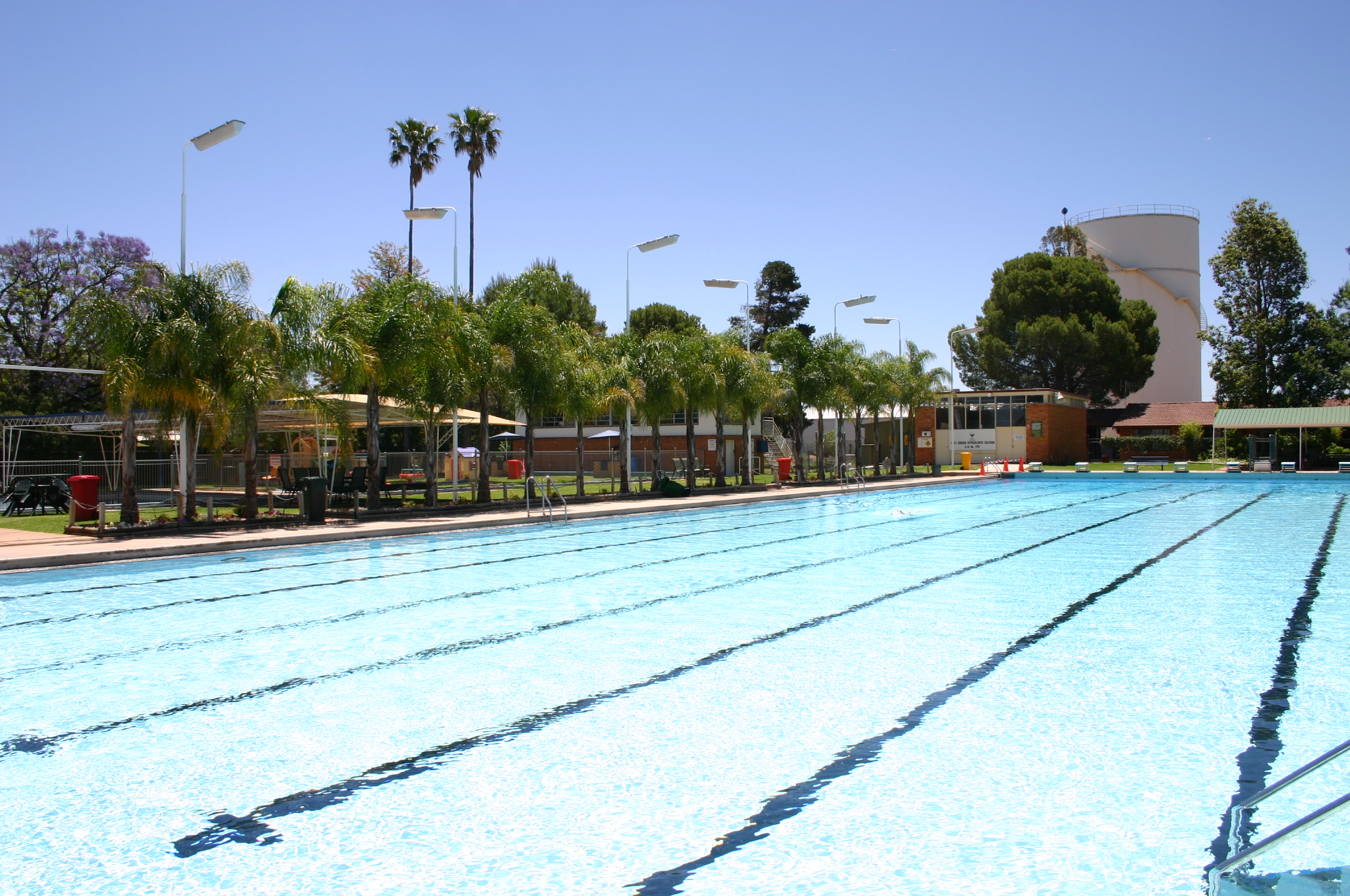Public Service Announcement - Feedback Regarding Council Pools